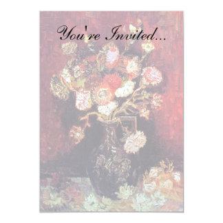 Van Gogh - Vase With Asters And Phlox Card