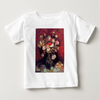 Van Gogh - Vase With Asters And Phlox Infant T-shirt