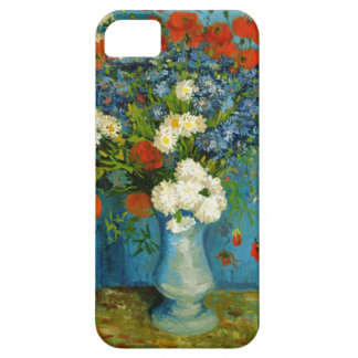 Van Gogh Vase with Cornflowers and Poppies iPhone SE/5/5s Case