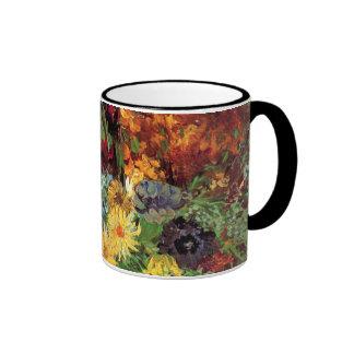 Van Gogh Vase With Daisies Mug