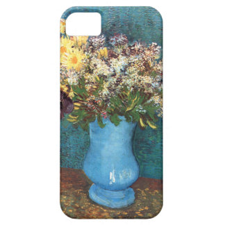 Van Gogh: Vase with Lilac, Marguerites & Anemones iPhone 5 Covers