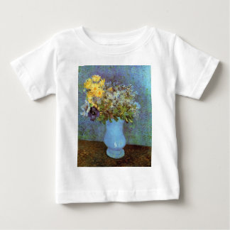 Van Gogh - Vase With Lilacs, Daisies And Anemones Shirt