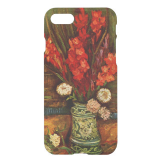 Van Gogh - Vase with Red Gladiolas iPhone 7 Case