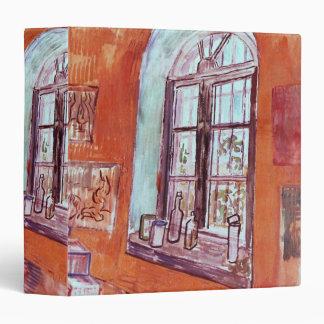 Van Gogh; Ventana del estudio de Vincent en el asi
