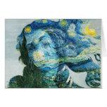 Van Gogh Venus Greeting Card
