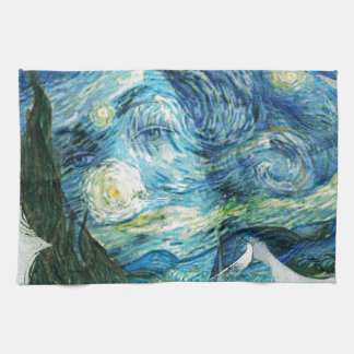 Van Gogh Venus Kitchen Towel