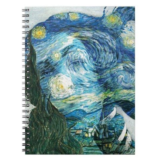 Van Gogh Venus Notebook