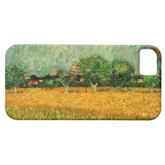 Van Gogh View of Arles with Irises iPhone SE/5/5s Case