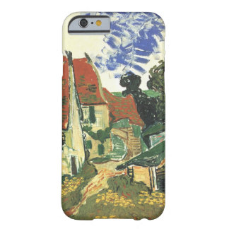 Van Gogh Village Street in Auvers Vintage Fine Art Barely There iPhone 6 Case