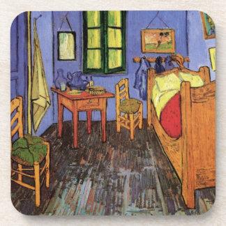 Van Gogh Vincent's Bedroom in Arles, Fine Art Coaster