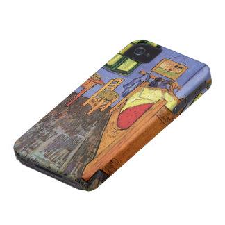 Van Gogh Vincent's Bedroom in Arles, Fine Art iPhone 4 Cover