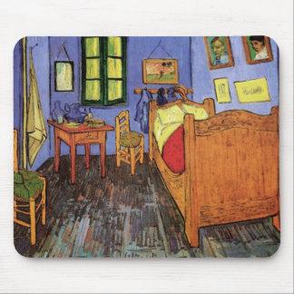 Van Gogh Vincent's Bedroom in Arles, Fine Art Mouse Pad