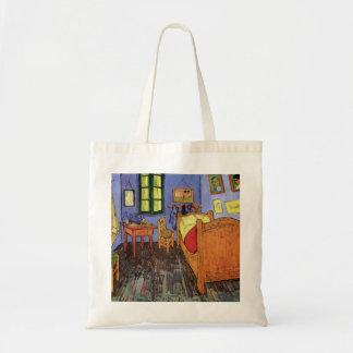 Van Gogh Vincent's Bedroom in Arles, Fine Art Tote Bag