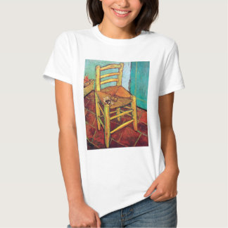 Van Gogh - Vincent's Chair With Pipe Shirt