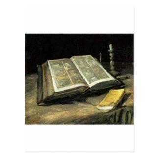 Van Gogh Vintage Old Painting Art Artist Postcard