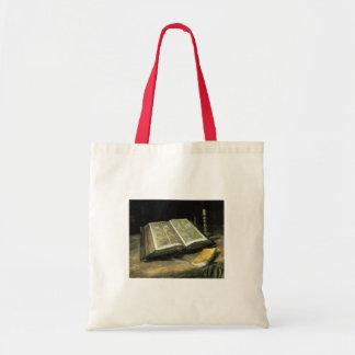 Van Gogh Vintage Old Painting Art Artist Tote Bag
