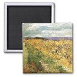Van Gogh Wheat Field with Cornflowers Refrigerator Magnets