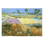 Van Gogh Wheat Fields near Auvers Placemats