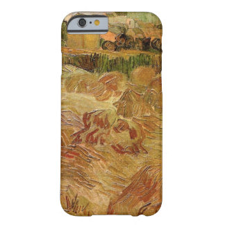 Van Gogh Wheat Fields with Auvers, Vintage Farm Barely There iPhone 6 Case