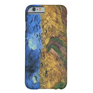 Van Gogh Wheatfield With Crows iPhone 6 case
