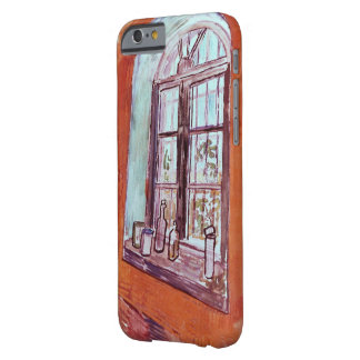Van Gogh Window of Vincent's Studio at the Asylum Barely There iPhone 6 Case