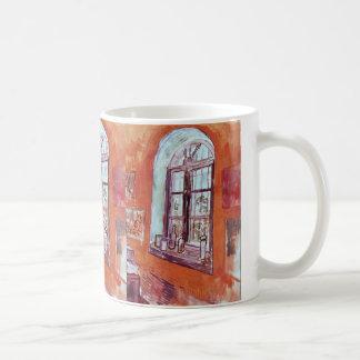 Van Gogh Window of Vincent's Studio at the Asylum Coffee Mug