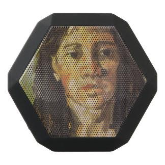 Van Gogh | Woman with her Hair Loose Black Bluetooth Speaker