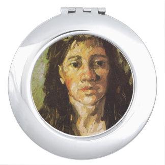 Van Gogh | Woman with her Hair Loose Makeup Mirror