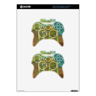 Van Gogh Xbox 360 Controller Decal