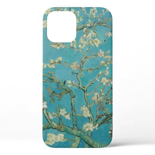 Van gogh's Almond Blossom iPhone 12 Case
