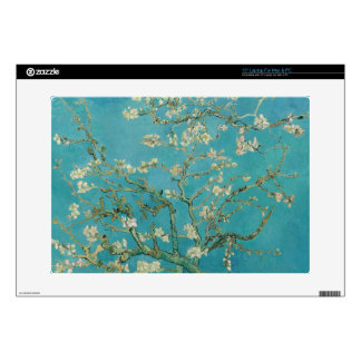 """Van gogh's Almond Blossom Decal For 15"""" Laptop"""