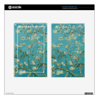 Van gogh's Almond Blossom Kindle Fire Skin