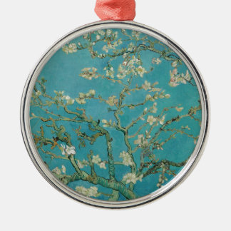 Van gogh's Almond Blossom Metal Ornament