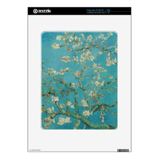 Van gogh's Almond Blossom Skin For iPad