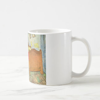 Van Gogh's Bedroom Coffee Mug