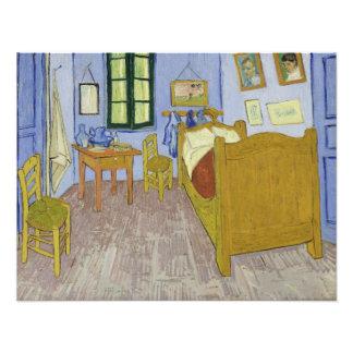 Van Gogh's Bedroom in Arles by Vincent Van Gogh Art Photo