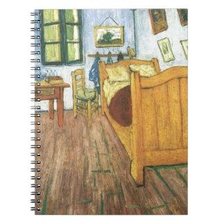 Van Gogh's Bedroom in Arles Notebook