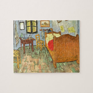 Van Gogh's Bedroom Jigsaw Puzzle