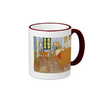 Van Gogh's Bedroom Ringer Mug