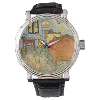 Van Gogh's Bedroom Wristwatch