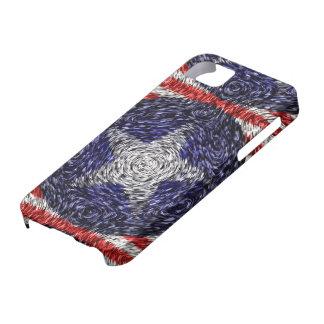 Van Gogh's Bonnie Blue Flag iPhone SE/5/5s Case