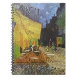 Van Gogh's Cafe Terrace Journal