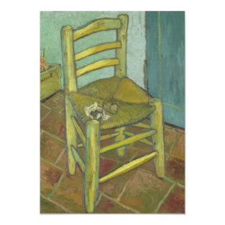 Van Gogh's Chair Card