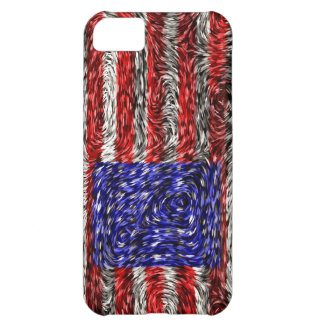 Van Gogh's Flag of the United States Cover For iPhone 5C