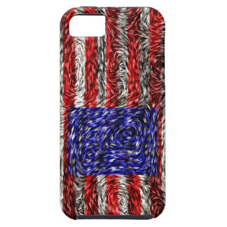 Van Gogh's Flag of the United States iPhone SE/5/5s Case