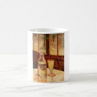 Van Gogh's 'Glass of Absinthe and a Carafe' Mug