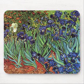 Van Gogh's 'Irises' Mousepad