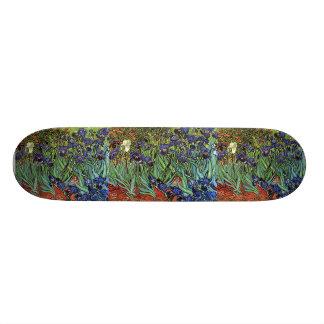 Van Gogh's 'Irises' Skateboard