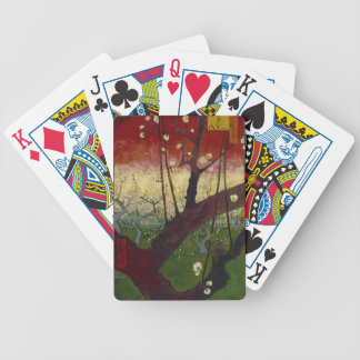 Van Gogh's Japonaiserie after Hiroshige Bicycle Playing Cards