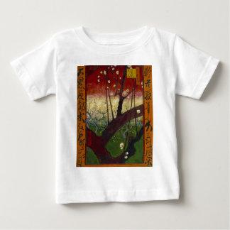 Van Gogh's Japonaiserie after Hiroshige T-shirt